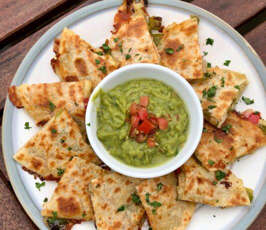 best chicken quesadilla recipe