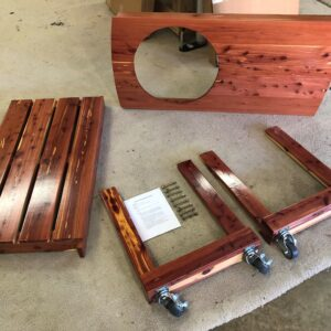 grill table parts